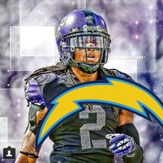 San Diego Chargers select Jason Verrett in 1st round #ChargersDraft (08 May 2014)