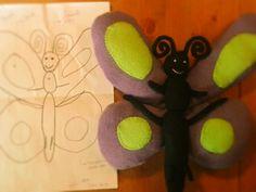 Convertimos tus dibujos en muñecos! / We turn your drawings into toys! #dibujos #muñecos #handmade #drawings #toys #dolls #laincubadora
