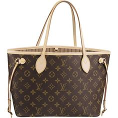 Luis Vuitton Canvas Neverfull GM with gold stamped mongram luggage tag. NEXT.
