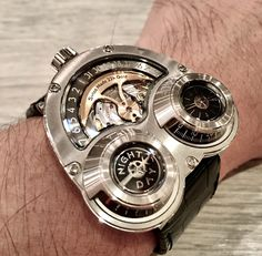 Most Beautiful Watches, Amazing Watches, Swiss Luxury Watches, Luxury Watches For Men, Big Watches, Cool Watches, Expensive Watches, Jewelry Design, Male Style