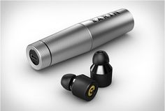 Ear-in Wireless Earbuds, Stereo, Phone app, $199.00 @ blessthisstuff.com