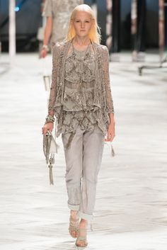 Roberto Cavalli Spring 2014 Ready-to-Wear - Collection - Gallery - Style.com