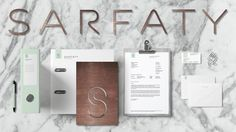 Visual Identity Sarfaty Lawyers