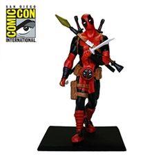 Factory Entertainment Deadpool - Deadpool Metal Miniature Signature Edition 2017 San Diego Comic-Con Exclusive $50.00