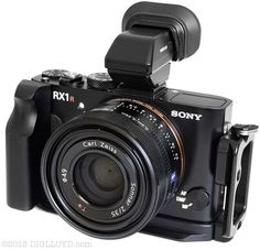 The full-frame Sony RX1R