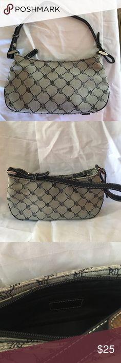 Ralph Lauren purse Black Ralph Lauren clutch purse Ralph Lauren Bags Clutches & Wristlets