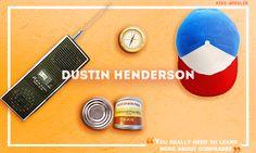 Dustin Henderson Graphic - Stranger Things