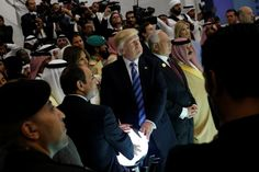 #world #news  Trump's encounter with glowing orb sets alight social media