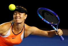 Welcome to Sport Theatre: Sharapova re-dresses for success to reach fourth r...