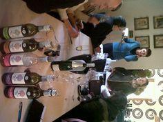 @RaathPromotions team @vanloverenwines doing @TangledTree tasting with winemaker malcolm