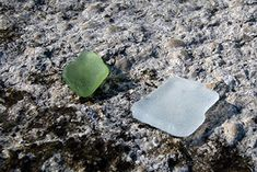 Found at Swanage Dorset UK: I found these pieces whilst walking on the beach at Swanage which is a town on the south coast of England in the county of Dorset.  The town has a lot