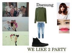 BIGBANG - WE LIKE 2 PARTY (Daesung)