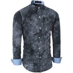 Fashion Men Business Casual Shirt Long Sleeve Shirts camisa masculina Plus Size Men's Clothing Amazing JL 26