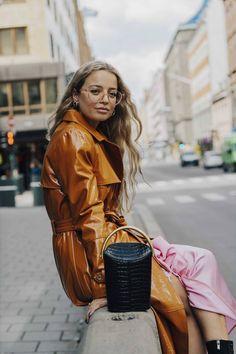 Oslo Fashion Week Street Style   British Vogue