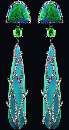Colette Jewelry-Opal Drop Earrings