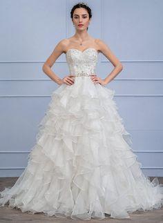 b75cfbc337b6 10 bästa bilderna på Wedding | Lace, Round collar och Alon livne wedding  dresses
