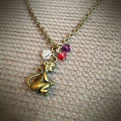 You're My Only Friend Abu Necklace