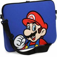 Mochila Mario Bros