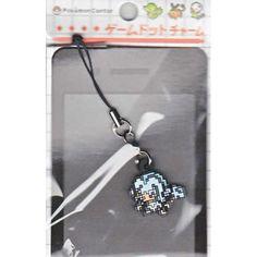 Pokemon Center 2012 Game Dot Charm Simipour Mobile Phone Strap