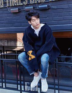 Seo Kang Joon for Elle Korea November Photographed by Maeng Minhwa Park Hae Jin, Park Seo Joon, Sung Joon, Sung Kyung, Korean Men, Asian Men, Asian Actors, Korean Actors, Male Models