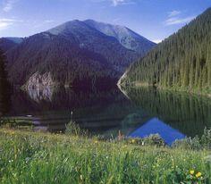 Kazakhstan, The Kulsai Lake