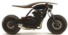 Yamaha cria moto conceito com banco inspirado em cavalo
