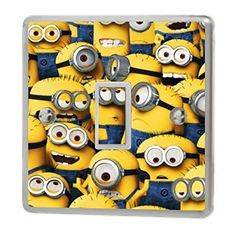 Despicable Me Minnions Light Switch Sticker Vinyl / Skin cover sw1 Various http://www.amazon.co.uk/dp/B00UPFKIMU/ref=cm_sw_r_pi_dp_oTuTvb1GKXVPF