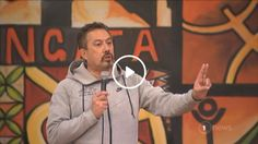 Comedian Mike King oversaw the day which encouraged students to honestly talk about suicide.