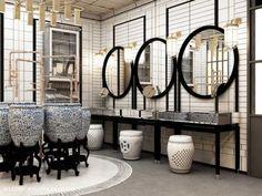 Collage de estilos en Artte: un espacio gastrocultural en Barcelona. - diariodesign.com