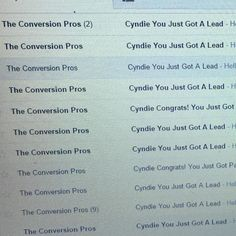 Boy hands-down this is just the best marketing system out there.  http://ift.tt/2jjTDcW Leads all day long baby... #LeadsEqualsMoney #in