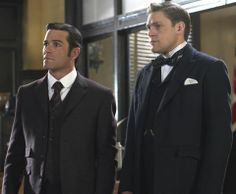 Murdoch Mysteries, Winston Churchill!