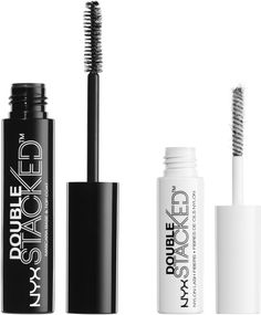 Performance foundation, lash fibers and a precise brow pencil