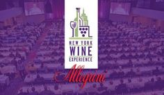 Allegrini at the New York Wine Experience from October 16 -18th. Please say hello if you will be there.