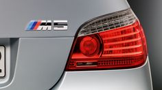 BMW M5 from 2005-2010.