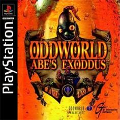 Oddworld: Abe's Exoddus 1998 Top 5 Fav games :)  Exoddus because the quicksave X)