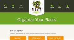 #Plants Map: Map. Organize you plants.