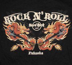 8e7a618c Hard Rock Cafe Fukuoka Japan Shirt Cool Hawaiian Shirts, Sharm El Sheikh  Egypt, Selling