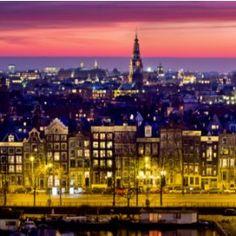 Circuit Londres-Amsterdam avec Eurolines