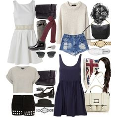 """Untitled #1878"" by florencia95 on Polyvore"