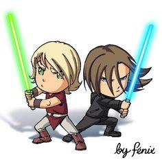 Jack y Kirtash Jedi
