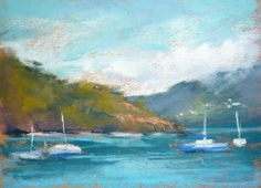Painting My World: How to Take Pastels Anywhere
