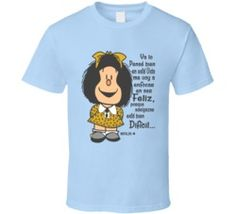 Browse our huge selection of hilarious, clever and personalized t shirts, they make awesome gifts! Laughing Smiley Face, Family Guy T Shirt, Charlie Brown Quotes, Corona T Shirt, Mafalda Quotes, Leia Star Wars, Snoopy T Shirt, Christmas Barbie, Mother Of Dragons