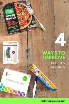 4 Easy Ways to Improve Your Overall Health & Wellness #ad #BBWomensHealth