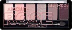 Absolute Rose Eyeshadow Palette 010 Frankie Rose To Hollywood