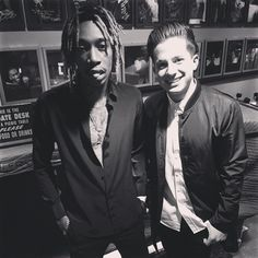 Wiz and Charlie Puth