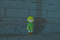 themaverickk:  Wind Waker - What was that?!Dear god, am I having fun making gifs from my fave video games now. Love my Elgato <3