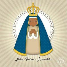 Nossa Senhora Aparecida.