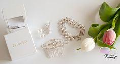 Wedding jewellery - something new, something old, and something recycled   Blush <3 Black blog on haat.fi