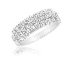 1 1/2-Carats Endure Anniversary Band Diamond Ring. Price: $2,599.00