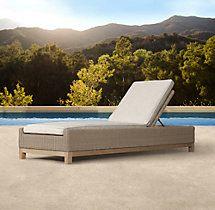 Malibu Chaise Cushion